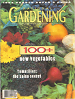 National Gardening Magazine Covery by judywhite